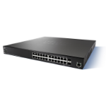 Cisco Small Business SG350 24 port 10GbE Managed switch 2 x 10GbE SFP uplink ports