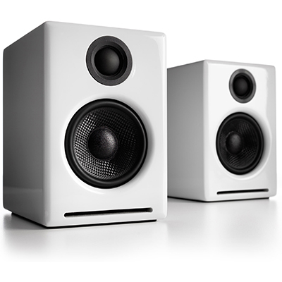 Audioengine A2+ 2-way 30 W White Wired & Wireless