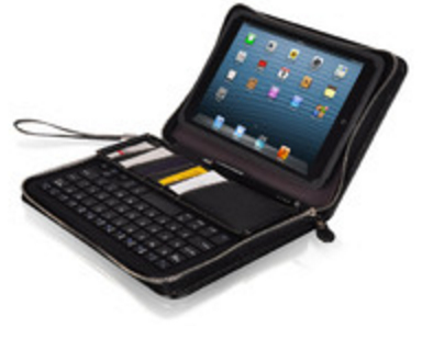 LUXA2 BK-IM1-NLZABK-02(US) mobile device keyboard Black