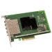 Intel X710DA4FHBLK adaptador y tarjeta de red Fibra 10000 Mbit/s Interno