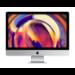 """Apple iMac 68,6 cm (27"""") 5120 x 2880 Pixeles 9na generación de procesadores Intel® Core™ i5 8 GB DDR4-SDRAM 2000 GB Fusion Drive AMD Radeon Pro 580X Wi-Fi 5 (802.11ac) Plata PC todo en uno macOS Mojave 10.14"""