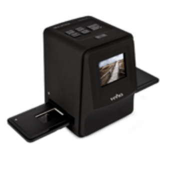 Veho VFS-014-SF scanner Film/slide scanner Black