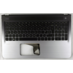 HP 809031-DH1 Housing base + keyboard notebook spare part