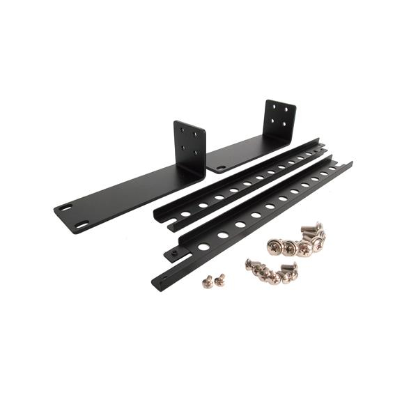 StarTech.com 1U Rackmount Brackets for KVM Switch (SV431 Series) SV431RACK