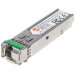 Intellinet Gigabit Fibre WDM Bi-Directional SFP Optical Transceiver Module, 1000Base-Lx (LC) Single-Mode Port, 10km, WDM (Rx1310/Tx1550)