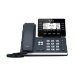 Yealink SIP-T53 IP phone Gray Wired handset 8 lines LCD