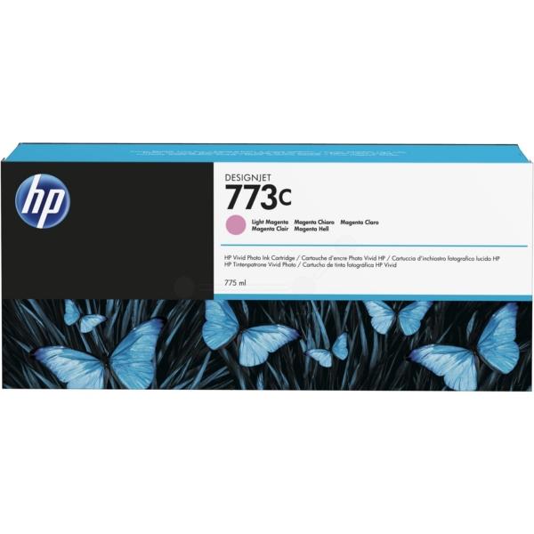 HP C1Q41A (773C) Ink cartridge bright magenta, 775ml