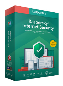Kaspersky Lab Internet Security 2020 3 license(s)