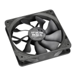 Akasa Apache Black AK-FN058 120mm 1300RPM Black Super Silent Case Fan