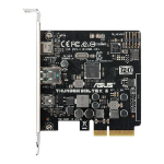 ASUS ThunderboltEX 3 Internal Thunderbolt 3,Thunderbolt interface cards/adapter