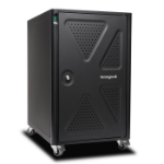 Kensington K64415EU Portable device management cabinet Black