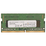 2-Power 4GB DDR4 2400MHz CL17 SODIMM Memory - replaces Z4Y84ET#AC3