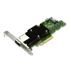 Broadcom 9580-8i8e controlado RAID PCI Express x8 4.0 12 Gbit/s