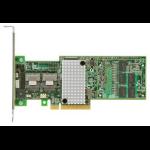 IBM System x ServeRAID M5110 SAS/SATA Controller PCI Express x8 3.0 6Gbit/s RAID controller