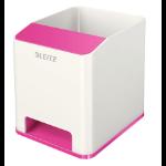 Leitz 53631023 pen/pencil holder Polystyrene Pink, White