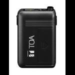 TOA WM-5325 wireless microphone transmitter Tabletop transmitter