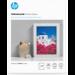HP Papel fotográfico satinado con brillo Advanced - 25 hojas/13 x 18 cm sin bordes