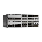 Cisco Catalyst C9300-48T-E network switch Managed L2/L3 Gigabit Ethernet (10/100/1000) Grey