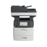 Lexmark MX710de Laser A4 Black,Grey