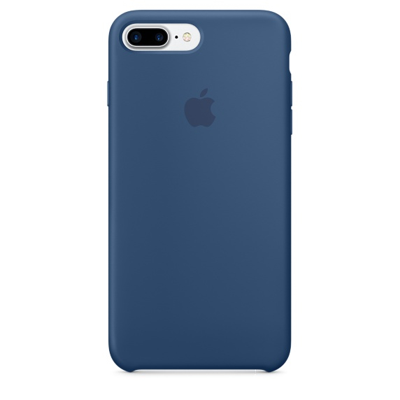 "Apple MMQX2ZM/A 5.5"" Skin Blue mobile phone case"