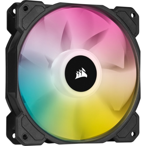 Corsair SP120 RGB ELITE Computer case Fan 12 cm Black 1 pc(s)