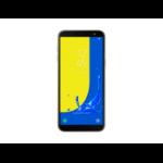 "Samsung Galaxy J6 SM-J600FN 14.2 cm (5.6"") Single SIM 4G Micro-USB 3 GB 32 GB 3000 mAh Gold"