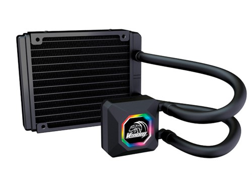 Akasa Venom R10 Processor liquid cooling