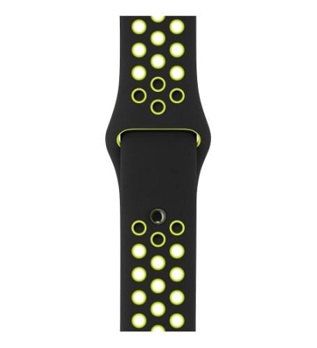 Apple 42mm Black/Volt Nike