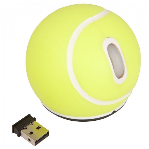 Urban Factory SBA01UF RF Wireless Optical 1200DPI Yellow mice