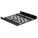 "DeLOCK 21287 3.5"" Carrier panel Black drive bay panel"
