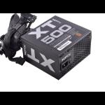 XFX P1-500B-XTFR 500W ATX Black power supply unit