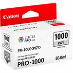 Canon 0553C001 (PFI-1000 PGY) Ink cartridge gray, 80ml