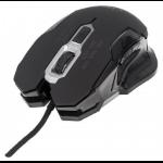 Manhattan 179164 mice USB Optical 2400 DPI Black