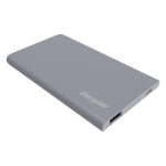 Energizer UE4002 power bank Grey Lithium Polymer (LiPo) 4000 mAh