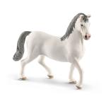 SCHLEICH Horse Club Lipizzaner Stallion Toy Figure, 5 to 12 Years, White/Grey (13887)
