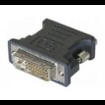 Hypertec 581449-HY cable gender changer DVI-I VGA Black