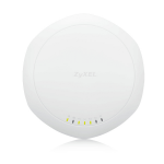 Zyxel NWA1123 AC Pro NebulaFlex WLAN access point 1300 Mbit/s White