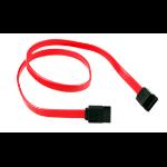 "CP Technologies CL-SATA-18 SATA cable 17.7"" (0.45 m) SATA 7-pin Red"