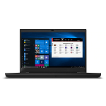 "Lenovo ThinkPad P15v Mobile workstation 39.6 cm (15.6"") 1920 x 1080 pixels 16 GB DDR4-SDRAM 512 GB SSD NVIDIA® Quadro® P620 Wi-Fi 6 (802.11ax) Windows 10 Pro for Workstations Black"