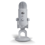 Blue Microphones Yeti White Table microphone