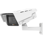 Axis P1368-E IP-beveiligingscamera Buiten Rond Muur 3840 x 2160 Pixels