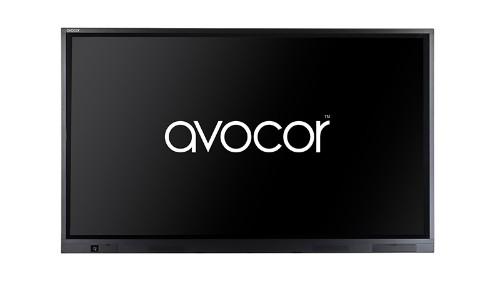 Avocor E8610 interactive whiteboard 2.18 m (86