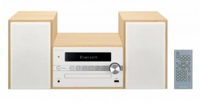 Pioneer X-CM56-W Micro set 30W White home audio set