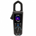 FLIR 600A AC-DC Imaging Clamp Meter 80 x 60 pixels Black Built-in display TFT