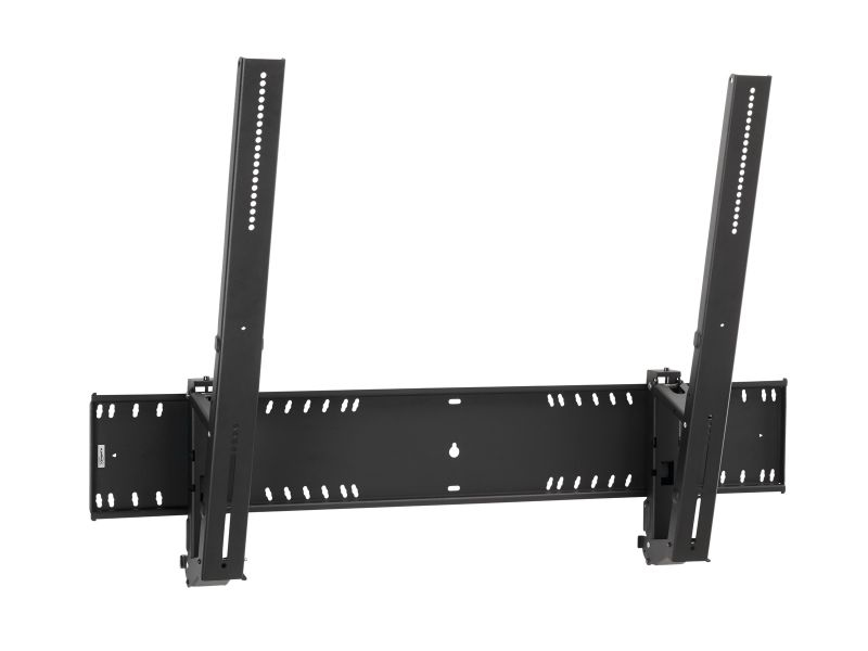 "Vogel's PFW 6910 120"" Black flat panel wall mount"