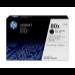 HP 80X Original Negro 2 pieza(s)