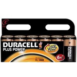 Duracell Plus Power C Alkaline 1.5V non-rechargeable battery