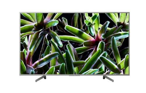 """Sony KD-55XG7073 139.7 cm (55"""") 4K Ultra HD Smart TV Wi-Fi Silver"""