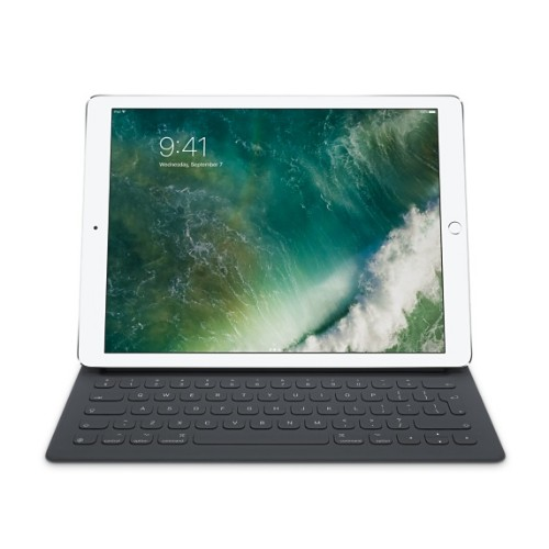 Apple Smart mobile device keyboard Black QWERTY English Smart Connector