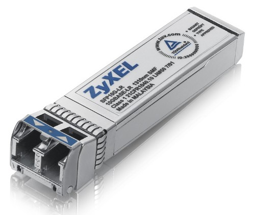 Zyxel SFP10G-LR network transceiver module Fiber optic 10000 Mbit/s SFP+ 1310 nm